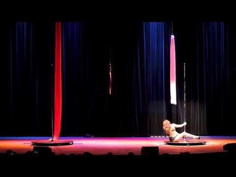 Florida Pole & Aerial Arts Showcase - Sarah Jade
