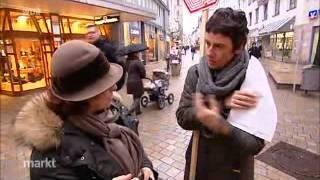WDR Markt vom 16.1.2012 Gläserne Kunden durch RFID-Chips ?