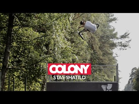 Stas Shatilo get's in a session at a new park in Russia. Thanks for watching, make sure you subscribe: ...