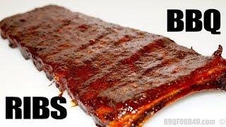 competition rib recipe