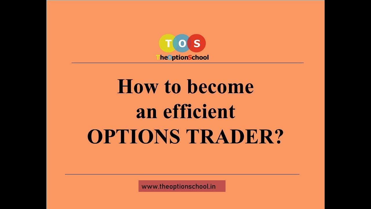 How to Become an Options Trader   Career Trend