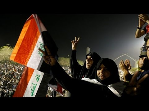 Baghdad security under scrutiny after protesters invade Iraq parliament