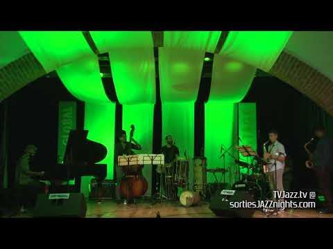 Josean Jacobo y Tumbao - Cruzando El Rio  @ 2018 Panama Jazz Festival - TVJazz.tv