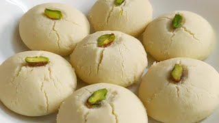 Naan khatai Recipe Two Ways  | Mouth melting Crunchy Cookies |