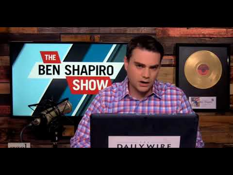 Ben Shapiro Explains Why There Is No Such Thing As A Palestinian State