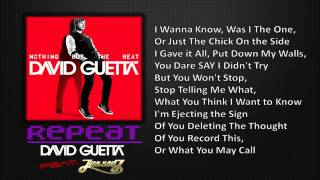 David Guetta - Repeat (feat. Jessie J) [Lyrics Video]