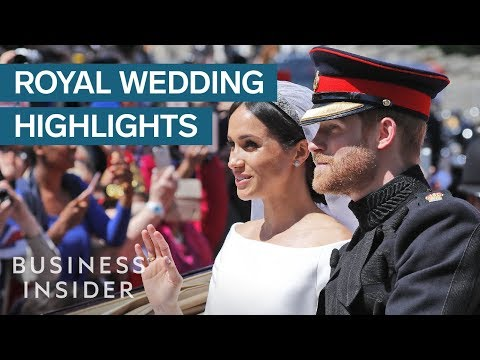 Royal wedding 2018: The story  royal wedding 2018