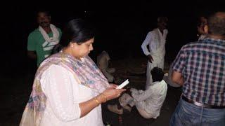 सड़क दुर्घटना में घायल लोगो को कलेक्टर डॉ मंजू शर्मा ने sdm की गाड़ी से अस्पताल पहुचाया।