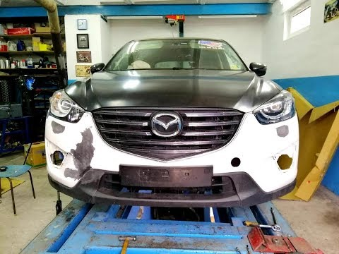 Mazda CX-5. Как я морду не смог набрать(   Тайвань ГОВНО!