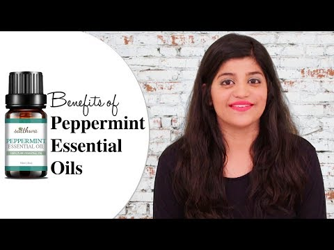 Benefits of Peppermint Essential Oil (Mentha Piperita) & How You Should Use It!
