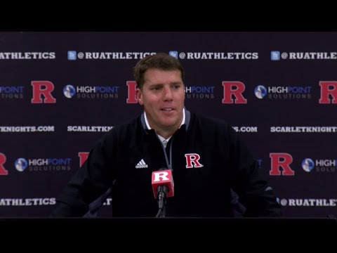 RVision: 2017 Post Game Press Conference - Maryland