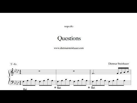 Dietmar steinhauer piano serenade irish lullaby for Dietmar steinhauer