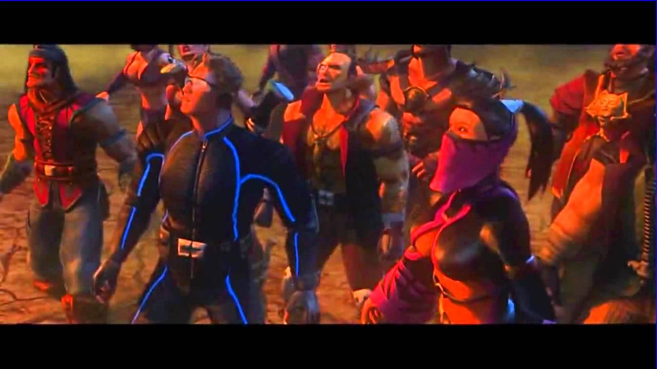 Mortal Kombat Armageddon Intro HD - YouTube - photo#42