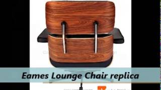 Eames Lounge Chair: Manhattan Home Design (1800-917-0297)