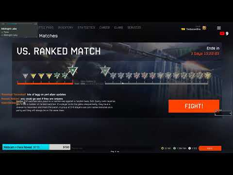🔴WARFACE EU LIVESTREAM - PLAYING SPECIAL OPERATIONS AND PVP🔴