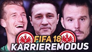 ⚽ FIFA 18 Karriere - #01- Willkommen bei Eintracht Frankfurt ! - FIFA 18 Karrieremodus Deutsch ⚽