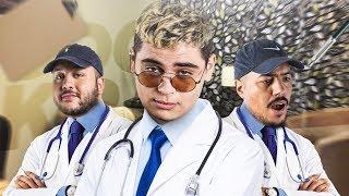 LES DOCTEURS TOUJOURS A L'ECOUTE DE VOS PROBLEMES