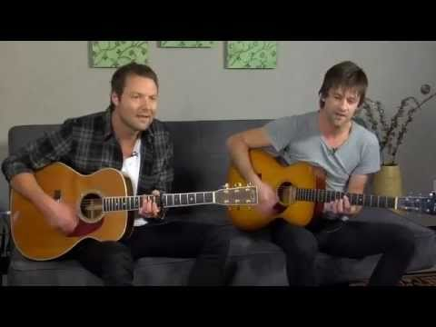 Hillsong - Mighty To Save - Ben Fielding & Reuben Morgan blog