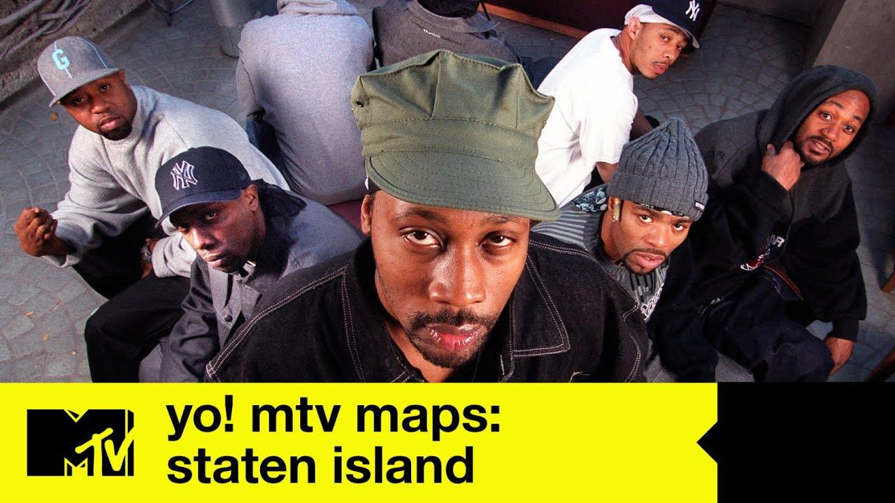 Staten Island   Yo! MTV Maps