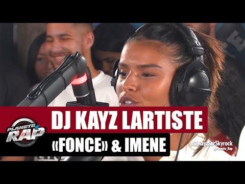 Dj Kayz 'Fonce' Feat. Lartiste & Imene #PlanèteRap