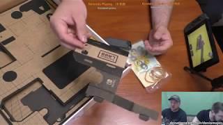 Nintendo Labo VR: розпакування, складання (Denis Major)