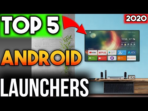 🔴BEST ANDROID TV LAUNCHERS 2020