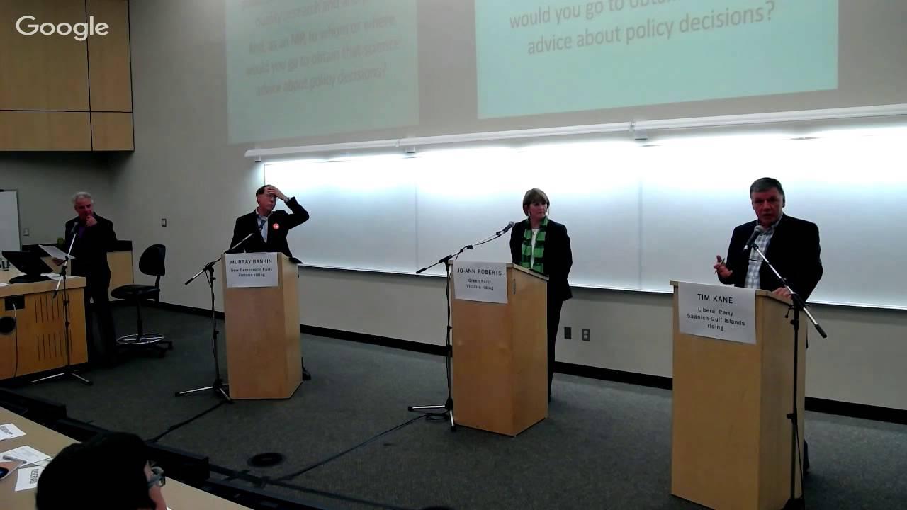 Science & Technology Debate #SciTechDebate