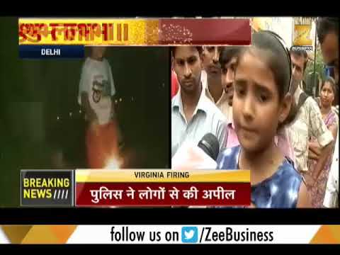 Children disappointed with ban on sale of firecrackers in Delhi-NCR