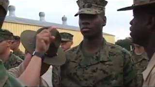 US Marine Corps Drill Instructor vs US Army Drill Sergeant