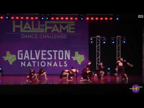 I Know - Nebraska Dance (World Series Performance)
