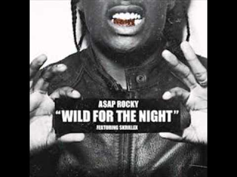 Wild for the night a ap Rocky (Acapella)