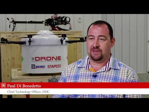 Drone Delivery Canada - Foremost Alberta BVLOS Test Flights - June 6 2017
