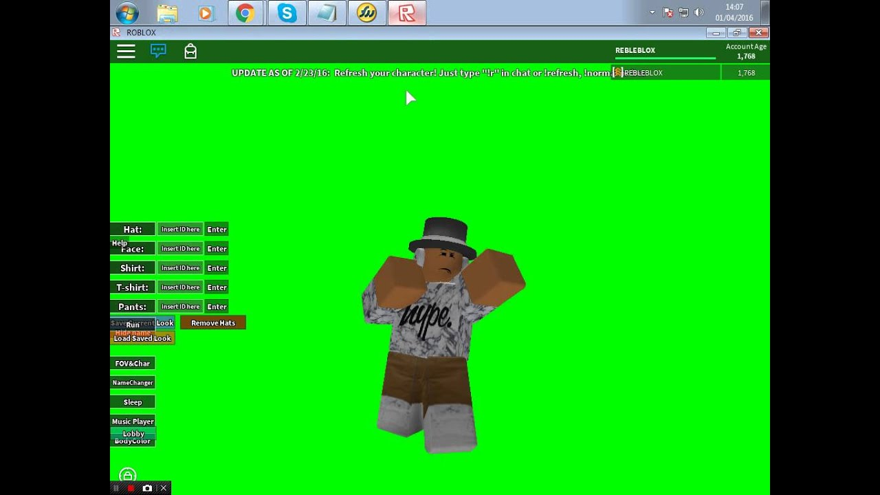 how to make roblox game thumbnails