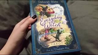 Everyday Witch Tarot - Unboxing e Primeiras Impressões