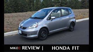 Honda Fit Review | 2007-2014