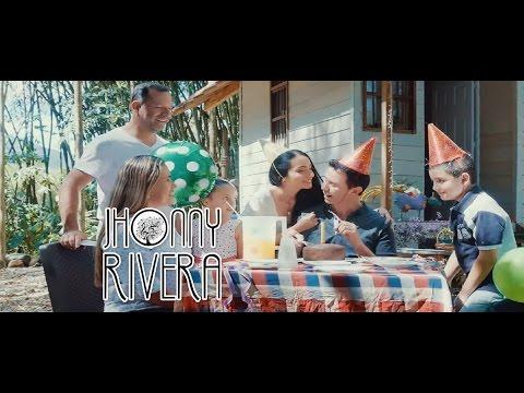 Jhonny Rivera - Me Equivoqué (Video Oficial)