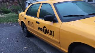 Crown Victoria P70 Taxi Package