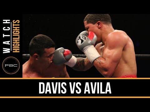 Davis vs Avila HIGHLIGHTS: April 1, 2016 - PBC on Spike