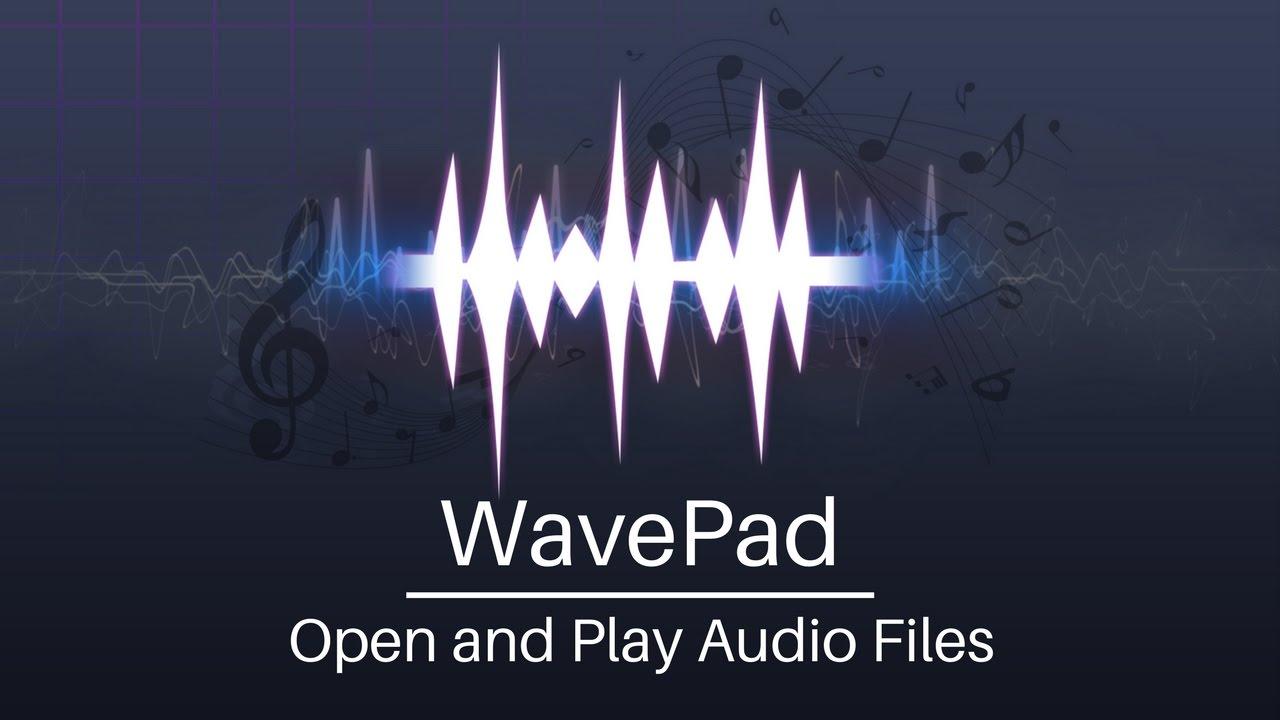 Tutorial | wavepad sound editor youtube.
