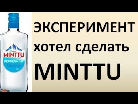 Хотел сделать MINTTU Эксперимент Рецепт