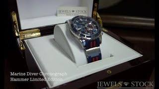 Ulysse Nardin Marine Diver Chronograph Hammer Limited Edition