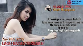 Anju Trio - Alani Hapogoson ( Video Lirik )