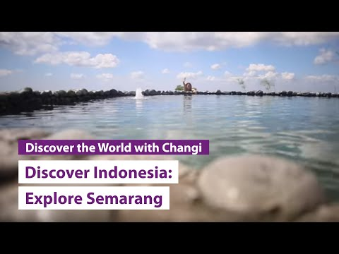 Discover Indonesia: Semarang