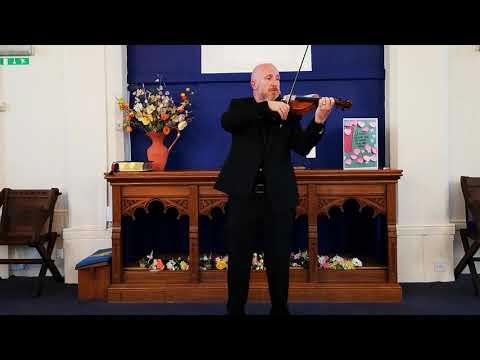Richard Toomer - Violinist