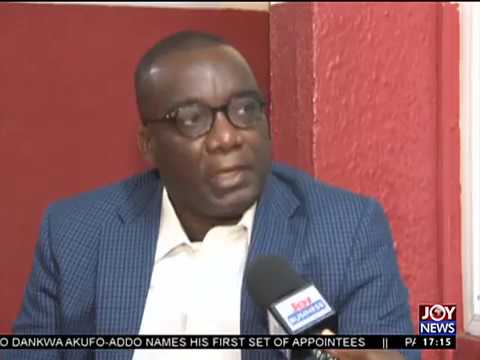 Ghana's Economy - Business Live on Joy News (5-1-17)