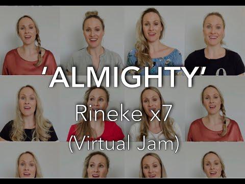 Virtual Choir: Almighty Most Holy God (Rineke)