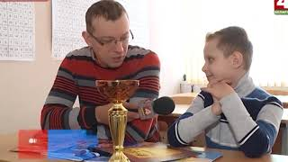7-летний могилевчанин -  бронзовый призер по ментальной арифметике [БЕЛАРУСЬ 4| Могилев]