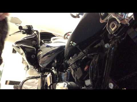 2016 Harley Road Glide simple audible alarm install cheap