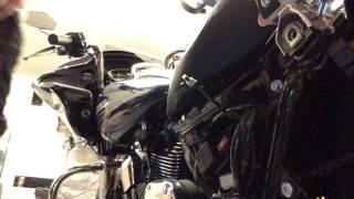 2016 Harley Davidson Street Glide Alarm Installation