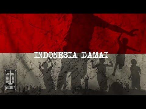 Musica All Star - Indonesia Damai [Official Lyric Video]